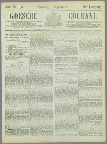 Goessche Courant 1893-09-05