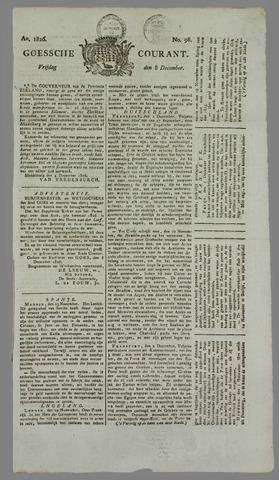 Goessche Courant 1826-12-08