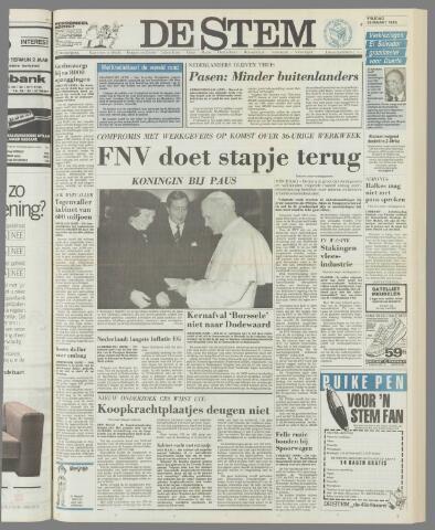 de Stem 1985-03-29