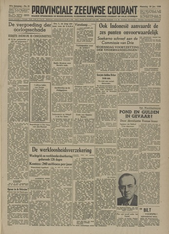 Provinciale Zeeuwse Courant 1948-01-26