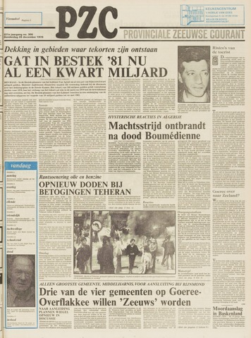 Provinciale Zeeuwse Courant 1978-12-28