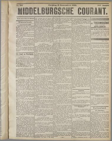 Middelburgsche Courant 1921-12-02