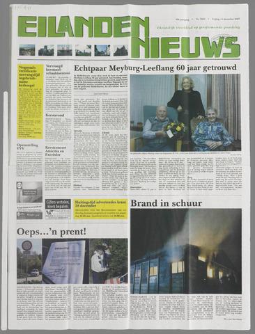 Eilanden-nieuws. Christelijk streekblad op gereformeerde grondslag 2007-12-14