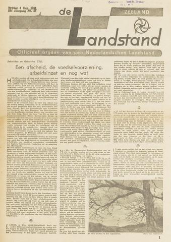 De landstand in Zeeland, geïllustreerd weekblad. 1943-12-03