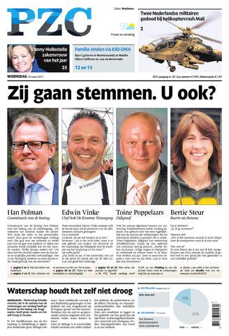 Provinciale Zeeuwse Courant 2015-03-18