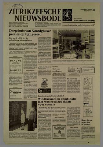 Zierikzeesche Nieuwsbode 1981-12-31