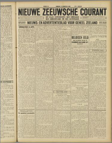 Nieuwe Zeeuwsche Courant 1930-08-12