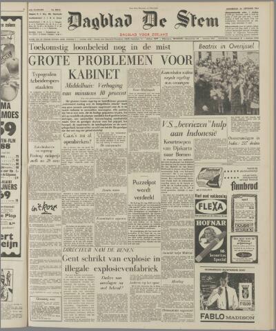 de Stem 1963-09-26