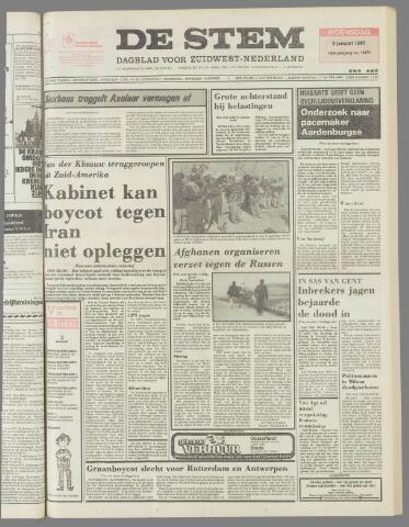 de Stem 1980-01-09