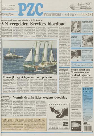 Provinciale Zeeuwse Courant 1995-08-30