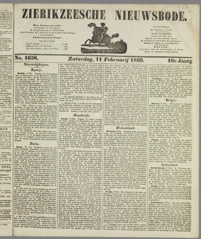 Zierikzeesche Nieuwsbode 1860-02-11