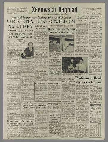 Zeeuwsch Dagblad 1958-10-28