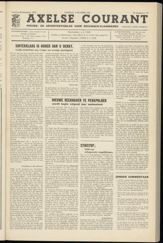 Axelsche Courant 1964-12-05