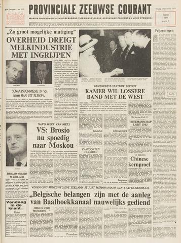 Provinciale Zeeuwse Courant 1971-11-19