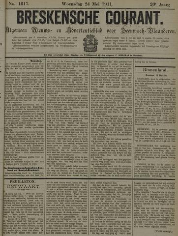 Breskensche Courant 1911-05-24