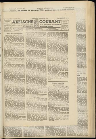 Axelsche Courant 1948-02-25