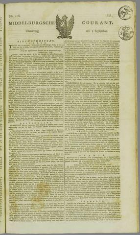 Middelburgsche Courant 1824-09-02