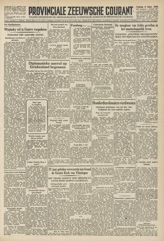Provinciale Zeeuwse Courant 1946-09-06