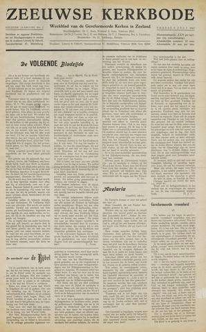 Zeeuwsche kerkbode, weekblad gewijd aan de belangen der gereformeerde kerken/ Zeeuwsch kerkblad 1953
