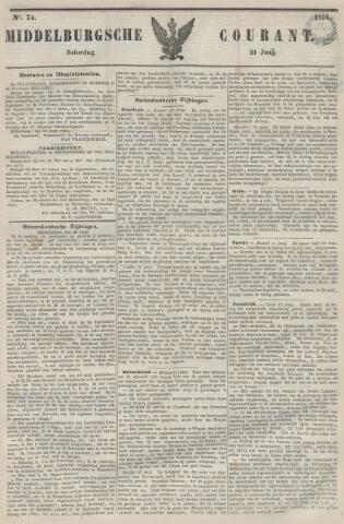 Middelburgsche Courant 1851-06-21