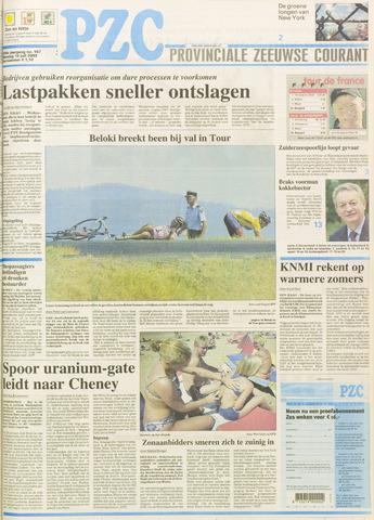 Provinciale Zeeuwse Courant 2003-07-15
