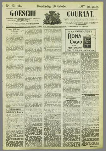 Goessche Courant 1913-10-23