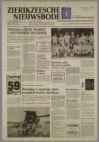 Zierikzeesche Nieuwsbode 1975-07-31