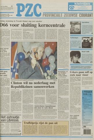 Provinciale Zeeuwse Courant 1994-11-10