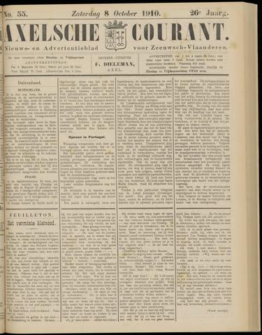 Axelsche Courant 1910-10-08