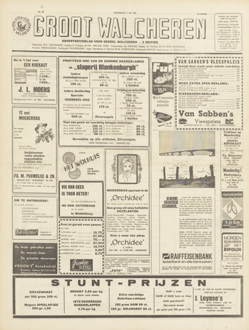Groot Walcheren 1968-05-09