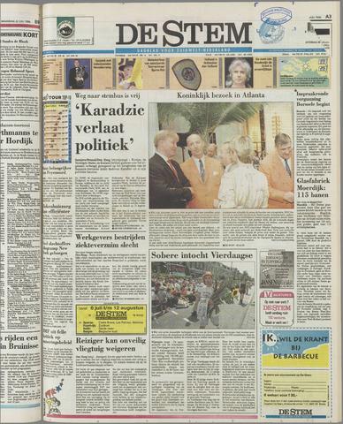 de Stem 1996-07-20