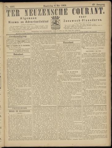 Ter Neuzensche Courant. Algemeen Nieuws- en Advertentieblad voor Zeeuwsch-Vlaanderen / Neuzensche Courant ... (idem) / (Algemeen) nieuws en advertentieblad voor Zeeuwsch-Vlaanderen 1909-05-06