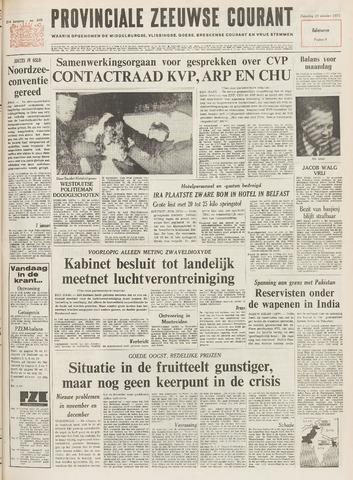 Provinciale Zeeuwse Courant 1971-10-23