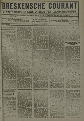 Breskensche Courant 1920-04-28