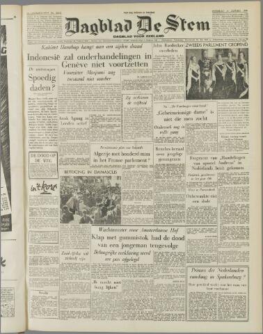 de Stem 1956-01-14