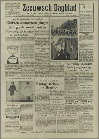 Zeeuwsch Dagblad 1958-05-10