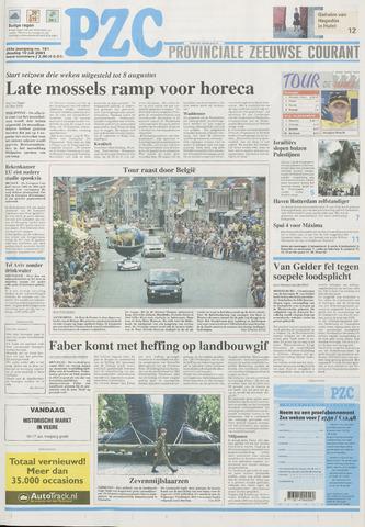 Provinciale Zeeuwse Courant 2001-07-10