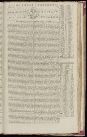 Middelburgsche Courant 1795-10-29