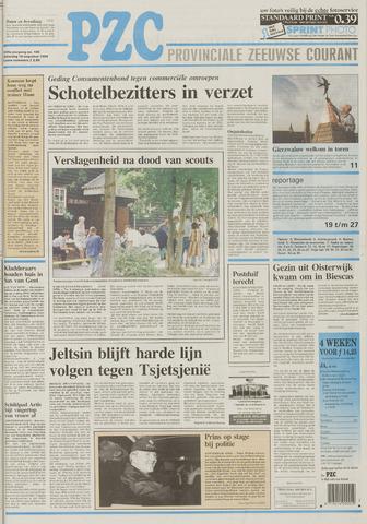 Provinciale Zeeuwse Courant 1996-08-10