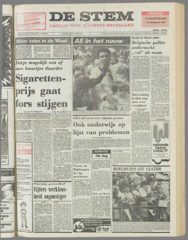 de Stem 1977-08-12