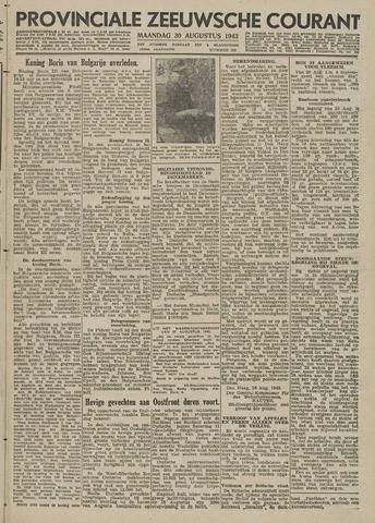 Provinciale Zeeuwse Courant 1943-08-30