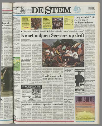 de Stem 1995-08-08