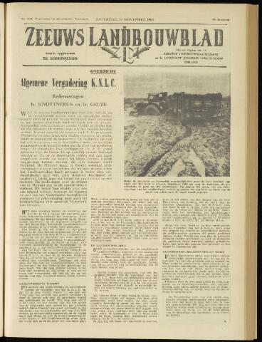 Zeeuwsch landbouwblad ... ZLM land- en tuinbouwblad 1960-11-12