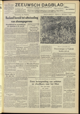 Zeeuwsch Dagblad 1955-01-15