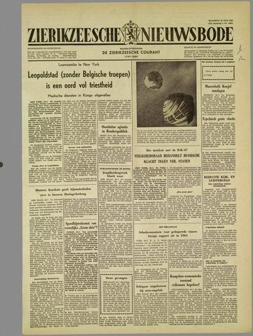 Zierikzeesche Nieuwsbode 1960-07-25