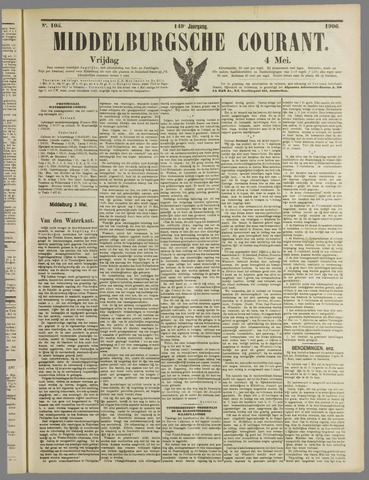 Middelburgsche Courant 1906-05-04