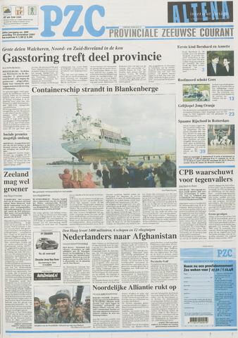 Provinciale Zeeuwse Courant 2001-11-10