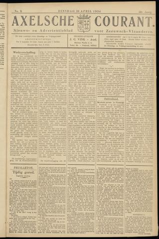 Axelsche Courant 1934-04-10