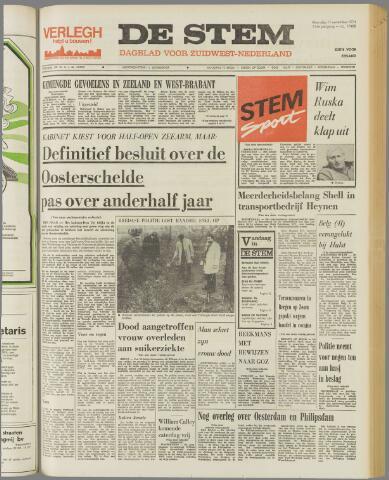 de Stem 1974-11-11