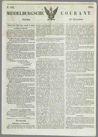 Middelburgsche Courant 1865-12-19